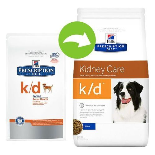 HILLS PD dog k/d 12 kg (0052742918204)