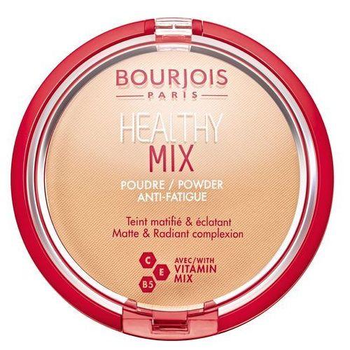 Bourjois Healthy mix powder puder w kamieniu matująco rozświetlający 02 beige clair 11g