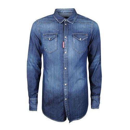 """Dsquared2 Koszula """"Western Shirt"""", 8052996894844"""