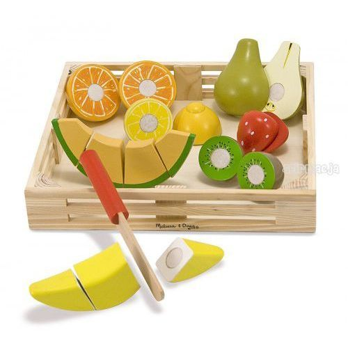 Drewniane owoce do krojenia melissa&doug usa marki Melissa & doug