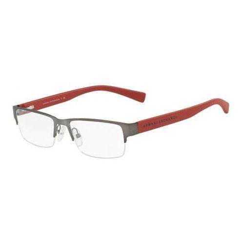 Armani exchange Okulary korekcyjne ax1015 6017