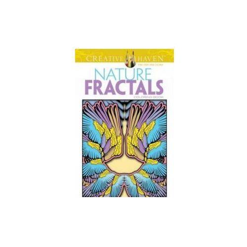 Creative Haven Nature Fractals Coloring Book (9780486494982)