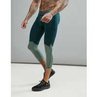Nike Training Pro Hypercool 3/4 Tights In Green 888297-328 - Green, 1 rozmiar
