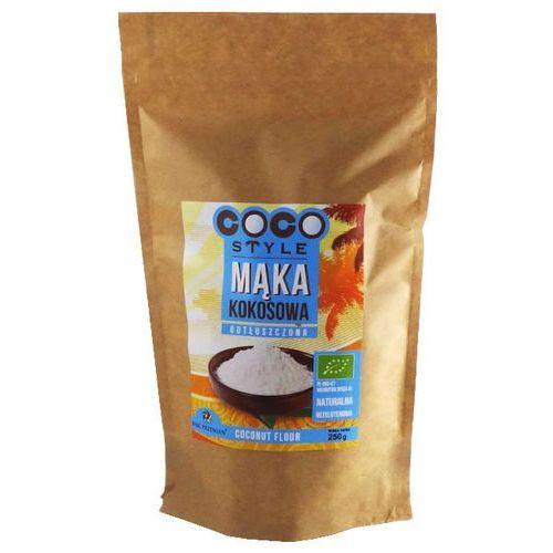 Mąka Kokosowa Bezglutenowa 250g BIO EKO (5900652816699)