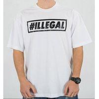 Koszulka white, Illegal