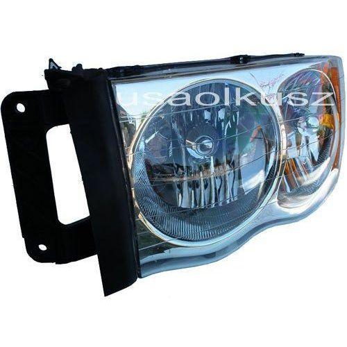 Reflektor lewy ram 1500 2002-2006 marki Rozni
