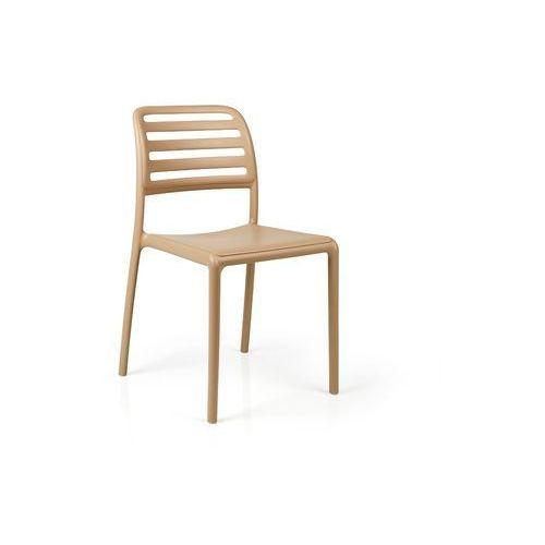 Krzesło costa beżowe marki Nardi