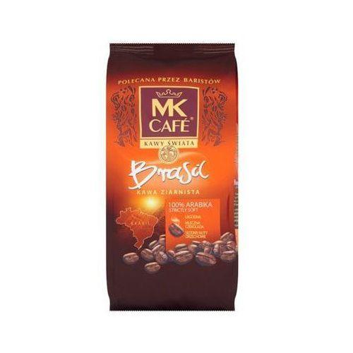 Mk cafe  250g brasil kawy świata kawa ziarnista