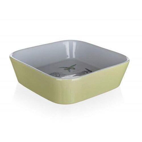 Banquet Ceramiczna miska do zapiekania OLIVES, 17,5 x 17,5 x 5 cm, 118910