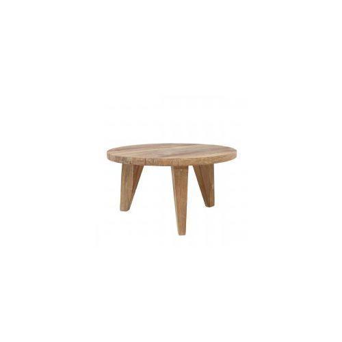 Stolik kawowy m z drewna tekowego - marki Hk living