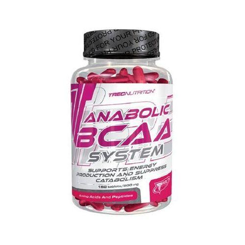 anabolic bcaa system - 150caps marki Trec