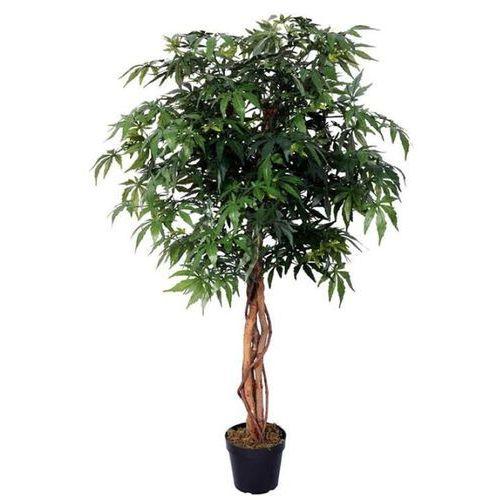 Greentree Sztuczne drzewko marihuana 125 cm drzewo marihuany - 125 cm