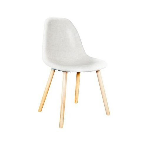 Krzesło Cosy tapicerowane, pods. drewn MODERN HOUSE bogata chata, 23582
