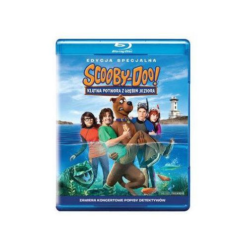 Scooby-Doo! Klątwa potwora z głębin jeziora (Blu-Ray) - Brian Levant