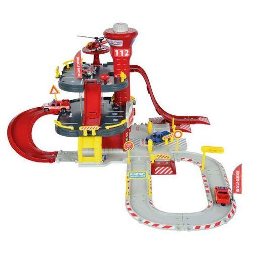 Simba toys Majorette creatix baza sos + 2 pojazdy