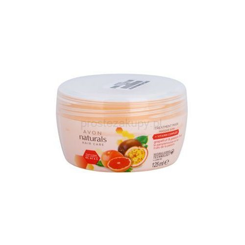 Avon Naturals Hair Care regenerująca maska do włosów + do każdego zamówienia upominek., kup u jednego z partnerów
