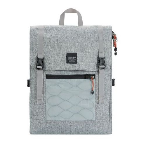 "Pacsafe Slingsafe LX450 plecak miejski na laptop 15"" - Tweed Grey"