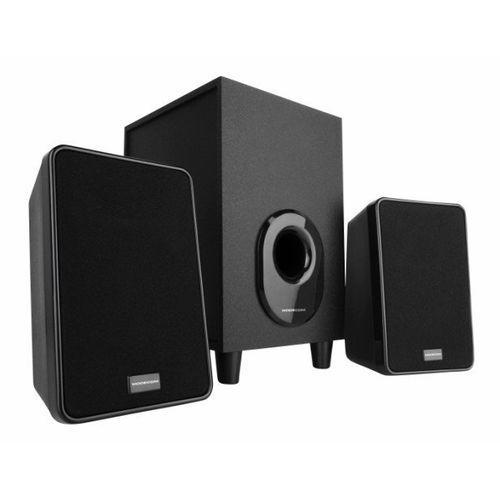 Głośniki ModeCom MC-S1, G-Y-00S1-BLA-2