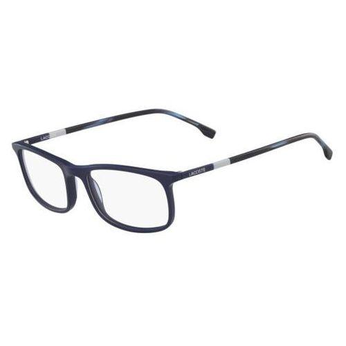 Okulary korekcyjne l2808 424 marki Lacoste
