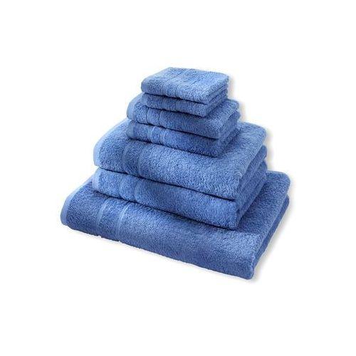 """Komplet ręczników """"deluxe"""" (7 części) morski marki Bonprix"""