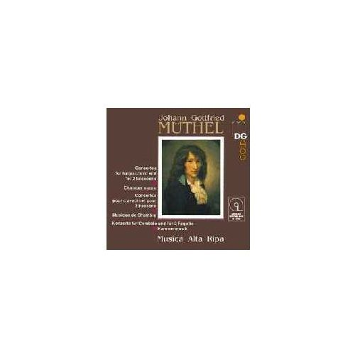 Muthel: Concertos And Chamber Music (0760623045221)