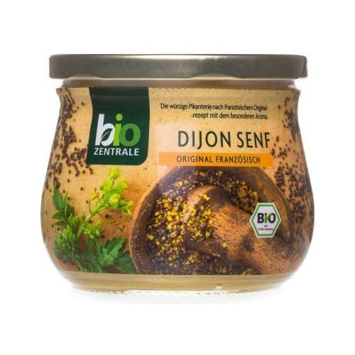 Musztarda Dijon 250g - Bio Zentrale EKO