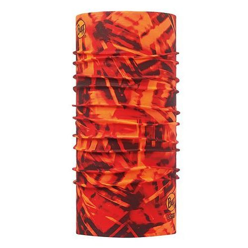 Buff high uv protection nitric orange fluor - chusta/opaska wielofunkcyjna (pomarańczowa)