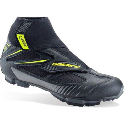 Gaerne g.winter mtb gore-tex buty mężczyźni czarny us 13   48 2019 buty rowerowe
