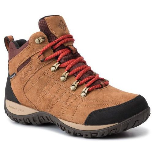 Trekkingi COLUMBIA - Peakfreak Venture S II Mid Wp BM0826 Elk/ Flame 286