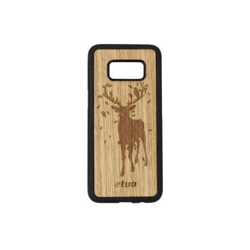 Etuo wood case Samsung galaxy s8 - etui na telefon wood case - dąb - jeleń