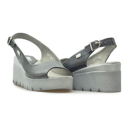 Sandały 6812 vs04 ferro grafitowe marki Simen