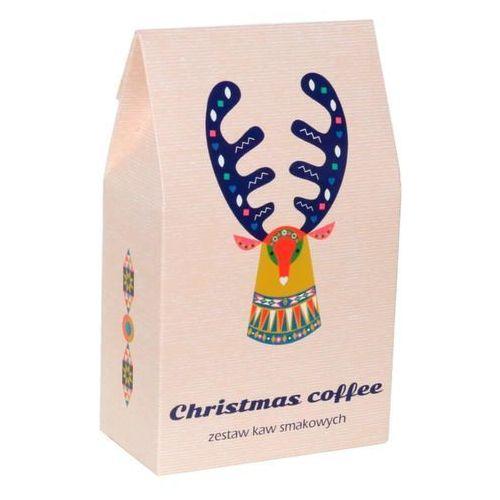 Cup&you cup and you Świąteczny bożonarodzeniowy zestaw kaw - christmas coffee! - 10 wyjątkowych smaków kaw aromatyzowanych pakowanych po 10g