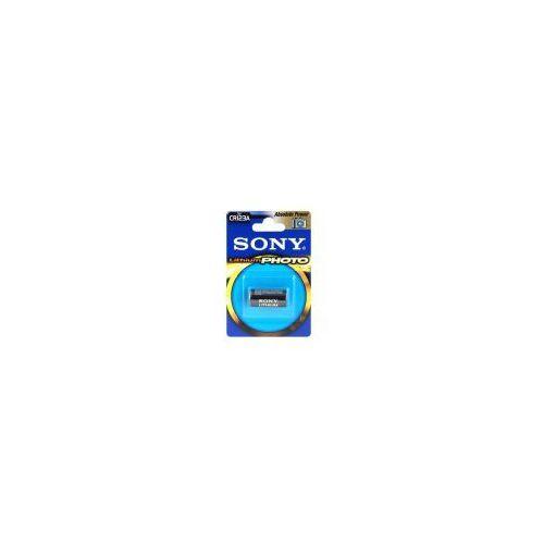 Bateria foto litowa cr123 / cr123a / cr17345 marki Sony