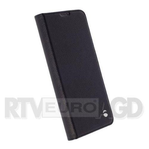 Krusell Malmo FolioCase Microsoft Lumia 650 (czarny) - produkt w magazynie - szybka wysyłka! z kategorii Futerały i pokrowce do telefonów