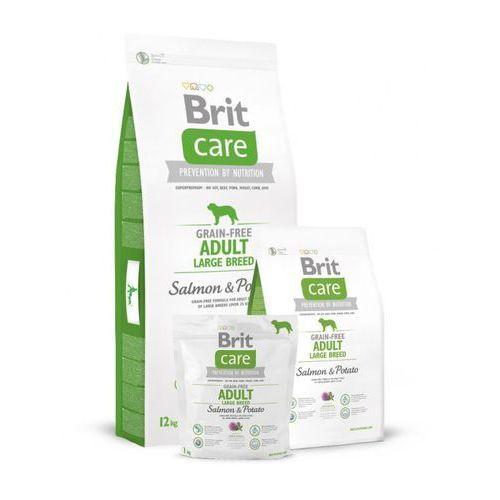 Brit Care GF ADULT LARGE SALMON & POTATO 12kg