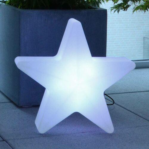 Gwiazda dekoracyjna LED Gwiazda, kabel, 40x40cm (4260218363335)
