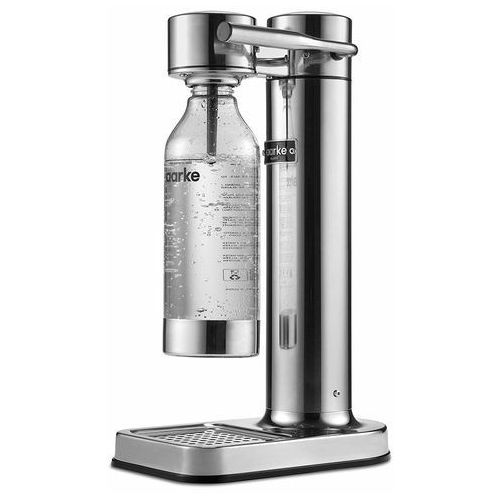 Urządzenie do wody gazowanej carbonator aa01-c2 srebrny marki Aarke