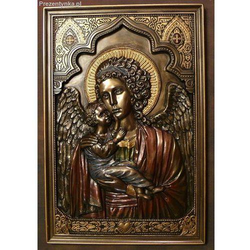 Ikona Obraz Anioł Stróż Prezent z kategorii Prezenty z okazji chrztu