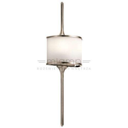 Lampa ścienna MONA S CLP KL/MONA/S CLP - Elstead Lighting - Sprawdź MEGA rabaty w koszyku!, KL/MONA/S CLP