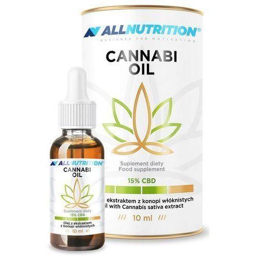 Allnutrition Cannabi Oil 15% 10ml