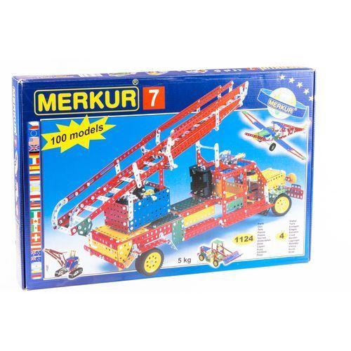 Merkur Maszyny 7100, 1124 szt 7100 - BEZPŁATNY ODBIÓR: WROCŁAW!
