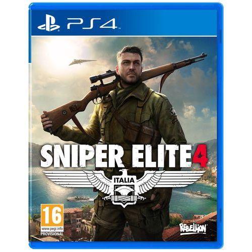 Sniper Elite 4 (PS4). Najniższe ceny, najlepsze promocje w sklepach, opinie.