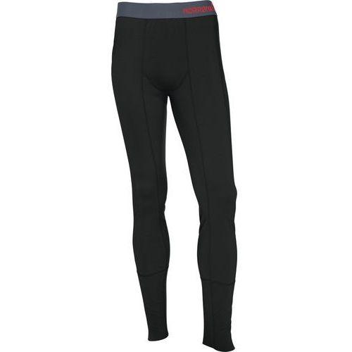 Norrøna Wool Bielizna dolna Mężczyźni czarny XL 2018 Spodnie z wełny merynosów bazowe