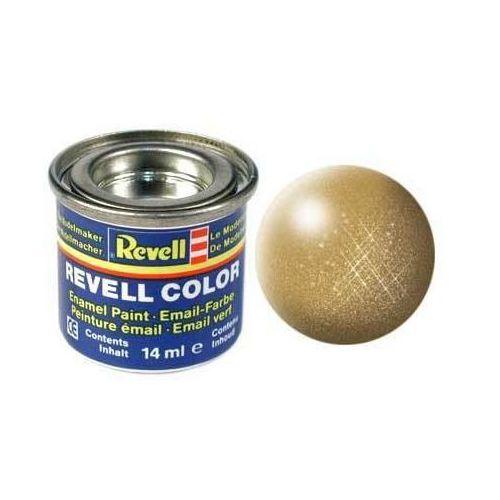 Farba olejna - gold metallic nr 94 / 14ml  32194 marki Revell