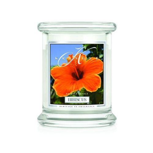 Kringle candle Hibiscus świeca zapachowa hibiskus mały słoik 8,5oz 240g