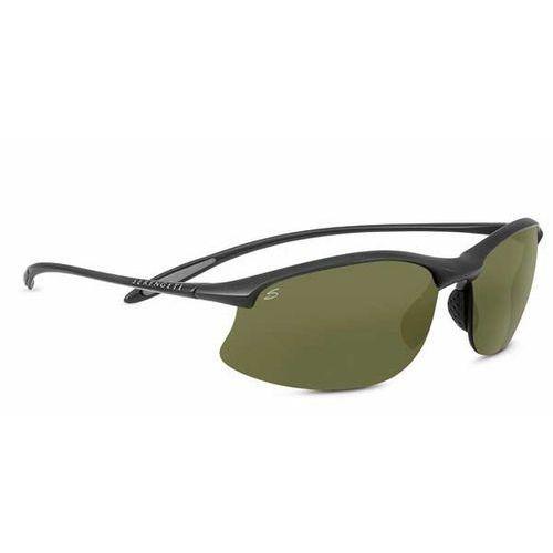 Okulary Słoneczne Serengeti Maestrale Polarized 8451, kolor żółty