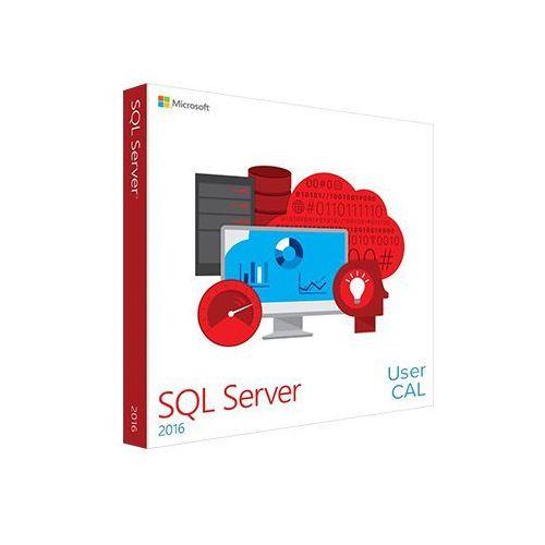 Sql server 2016 user cal 32/64 bit marki Microsoft