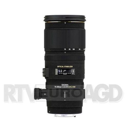 Sigma  af 70-200 apo ex dg os hsm canon - produkt w magazynie - szybka wysyłka!