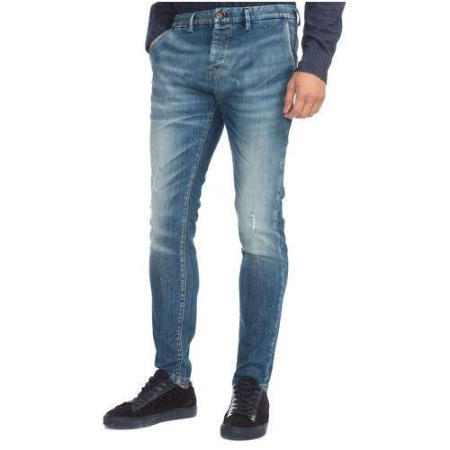 james dżinsy niebieski 31/32 marki Pepe jeans