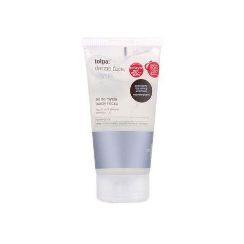 Tołpa Dermo Face Physio żel do mycia do twarzy i okolic oczu (Hypoallergenic) 150 ml